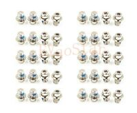 40 PCS / 10 Sets  Hard Drive Screw SSD HDD Screws MacBook Pro A1278 A1286 A1297