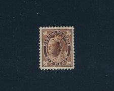 Canada (1897) QUEEN VICTORIA #71, MH VF+ **NICE CENTERING & COLOR** CV $140