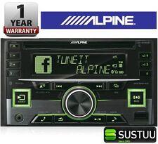 Autoradios et façades alpin avec lecteur CD pour véhicule