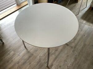 Marks and Spencer White Toronto Dining Table