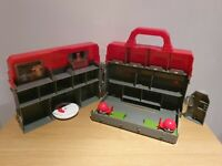 Rare Pokemon Centre Play 'n' Store Carry Case by Tomy 2013 *RARE*