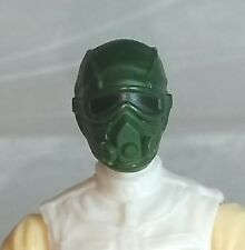 """Marauders Task Force 3.75"""" Male - Mask with Goggles & Breather - Dark Green"""