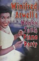 Winifred Atwell-Honky Tonk Piano Party Cassette.2002 Sanctuary PLSMC 577.
