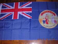 British Empire Pre 1931 Navy of British Newfoundland of Canada flag Blue Ensign