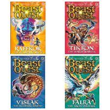 Beast Quest - Series 14  Books 1-4  by Adam Blade - 9781408358702