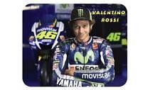 Valentino Rossi #46 Mousemat - MOTO GP 2017 - NEW!
