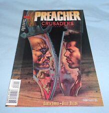 """""""PREACHER"""" #22 - 1997 (DC/VERTIGO) COMIC BOOK - ENNIS/DILLON (SAINT OF KILLERS)"""