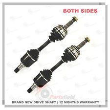 2 x New CV Drive Shaft Toyota Hilux KZN185 KUN26R SR5 Diesel (Raised / Lifted)