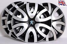 "15"" PEUGEOT 206,306,605, Partner... Copricerchi/covers hub caps, modello MI13"