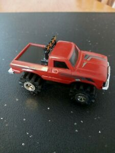 Schaper Stomper Toyota SR5 Pick Up Red, Lights and Runs (NO DAMAGE) WOW