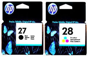 Original HP 27, HP 28, HP DESKJET 3650, 3745, 3845, 5650, 5652, 5655, HP C8727A