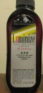 Clairol Luminize ASH gentle Conditioning Lightner  2 oz