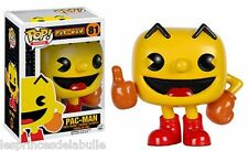 Funko Pop Games Series - Pac-Man Universe - Pac Man Figure / Figurine