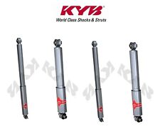 For Cadillac Chevy GMC Complete Front & Rear Shock Absorbers KIT KYB Gas-A-Just