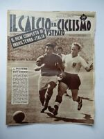 IL CALCIO E IL CICLISMO ILLUSTRATO 19 1959 vecchia rivista Inghilterra Italia