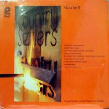 MUSIC CITY RANGERS country sizzlers vol. 2 LP Sealed SPC 3687 Vinyl 1979 Record