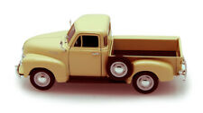 1953 Chevy 3100 Pickup Truck, Cream Welly 22087 1/24 scale Diecast Model Toy Car
