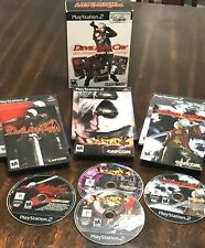 Devil May Cry: 5th Anniversary Collection (Sony PlayStation 2, 2006) Video Game
