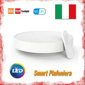 Yeelight 28W LED Smart Plafoniera WIFI BT Pr APP Smartphone Con Telecomando V0I4