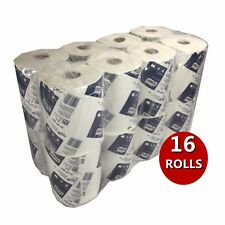 Tork Paper Hand Towels Towel Roll Bulk Industrial Kitchen White 90m x 16 Rolls