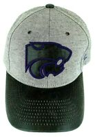 Officially Licensed Zephyr Men's Kansas State Wildcats Hat Cap Curved Bill NWT