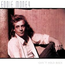 EDDIE MONEY - CAN'T HOLD BACK  CD NEU