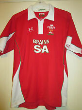 Wales 2009 Home Rugby Union Shirt Adult Size Large /39650