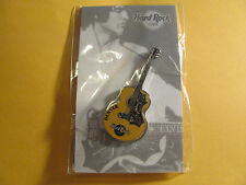Hard Rock Cafe DENVER 2002 Elvis Presley PIN 1956 Gibson J-200 Guitar