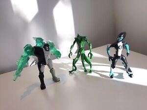 Ben 10 Action Figures Bundle