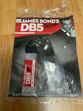 BUILD YOUR OWN EAGLEMOSS JAMES BOND 007 1:8 ASTON MARTIN DB5 ISSUE 29