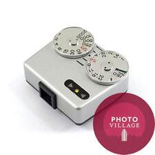 Voigtlander VC Meter II Silver Chrome Shoe-mount Light Meter for Leica