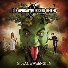 DIE APOKALYPTISCHEN REITER-MORAL & WAHNSINN-CD-melodic-industrial-metal-samael
