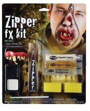 Halloween Horror Make Up Kit - Zombie Zipper Fx Kit