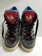 Adidas Multi color casual sneakers Boys size 6 1/2