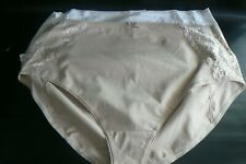 M&S Shaping Knickers Full Briefs PK 2 Holds & Flattens Tummy UK Size 26 NEW £15