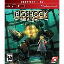 Bioshock For PlayStation 3 PS3 Shooter Very Good 7E