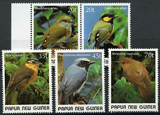 Papua New Guinea 1989 SG#569-601 Small Birds MNH Set #D23797
