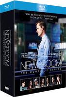 The Newsroom Stagioni 1 A 3 Collezione Completa Blu-Ray Nuovo (1000544285)