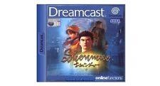 ## Shenmue 1 (mit OVP) - SEGA Dreamcast / DC Spiel - TOP ##