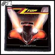 ZZ TOP  --- Patch / Aufnäher --- Various Designs