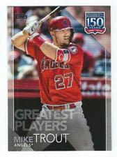 2019 Topps Series 1 - 150 Years of Professional Baseball - YOU PICK FROM LIST