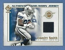 EMMITT SMITH - DALLAS COWBOYS - 2002 PACIFIC - GAME WORN JERSEY - SWEET!