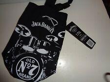 New Jack Daniels Cinch Sack Black - Ltd Edition In a Music Series 1 of 3 Designs