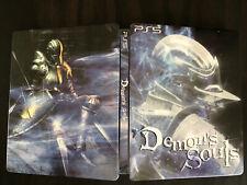 Demon's Souls Steelbook - NEU in Folie - Custom - ohne Spiel - sehr selten