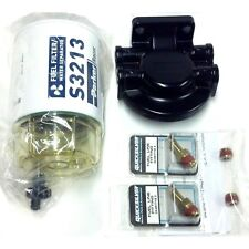 Quicksilver RACOR - Ultimate Fuel Filter / Water Separator - Outboard Marine