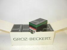 CASE OF 2000 GROZ BECKERT 614801 NEW 15X20X3 1/2 INDUSTRIAL NEEDLES M332 G 53410