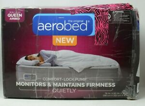 "AeroBed Comfort Lock 16"" Queen Air Mattress"