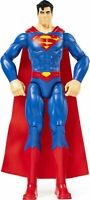 DC Comics, Large 12-Inch SUPERMAN Action Figure Superman Toy Kids Gift Sale NEW