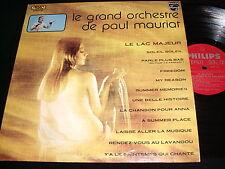 PAUL MAURIAT<>LE LAC MAJEUR<>Lp VINYL~Canada Pressing~PHILIPS 6332.121