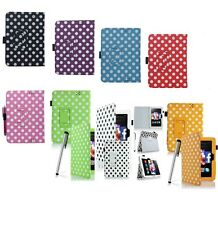 "New PU Polka Dot  Case Smart Cover for Amazon Kindle Fire  7""  2012"